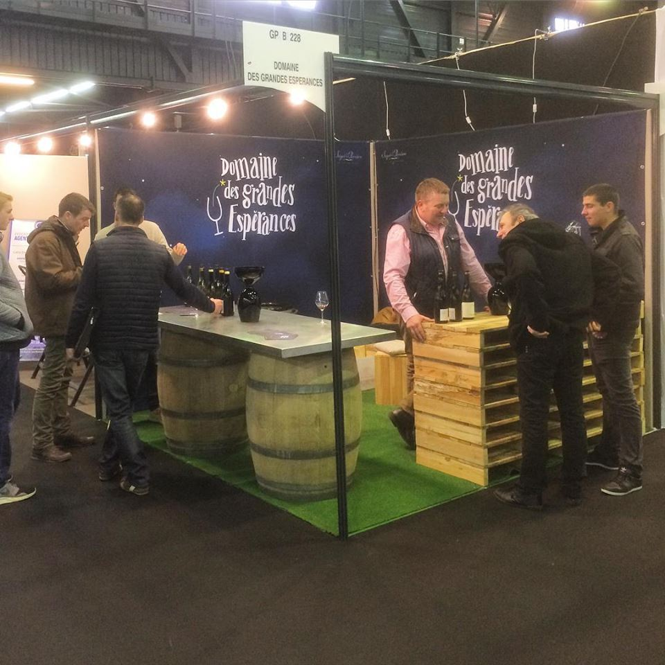 2016 Salon des Vins de Loire in Angers