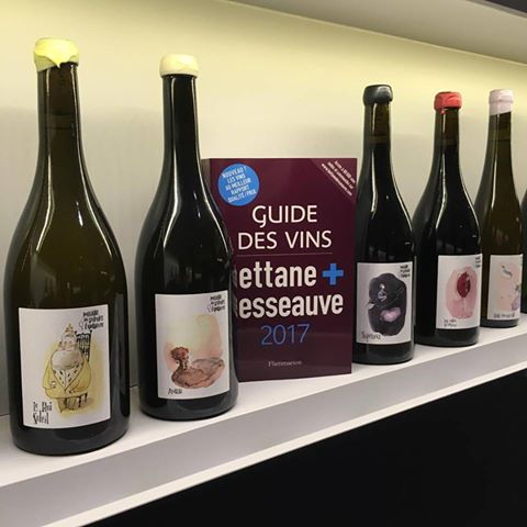 Domaine des Grandes Espérances wines at the 2016 Grand Tasting