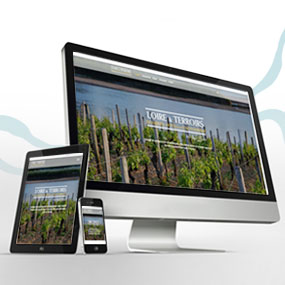 "New website ""Loire & Terroirs"""