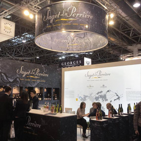 Prowein: an unmissable fair for the presentation of our wines.