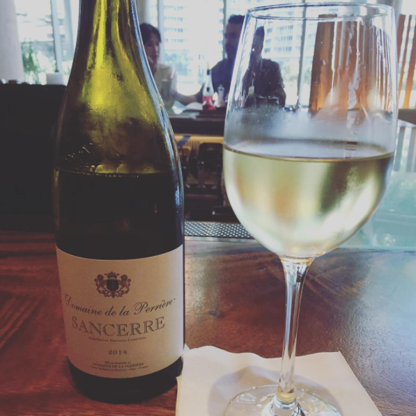 Our Sancerre in Miami