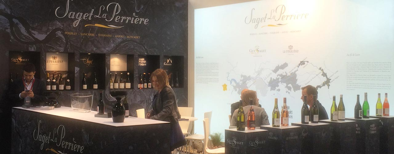 saget la perriere at prowein 2016