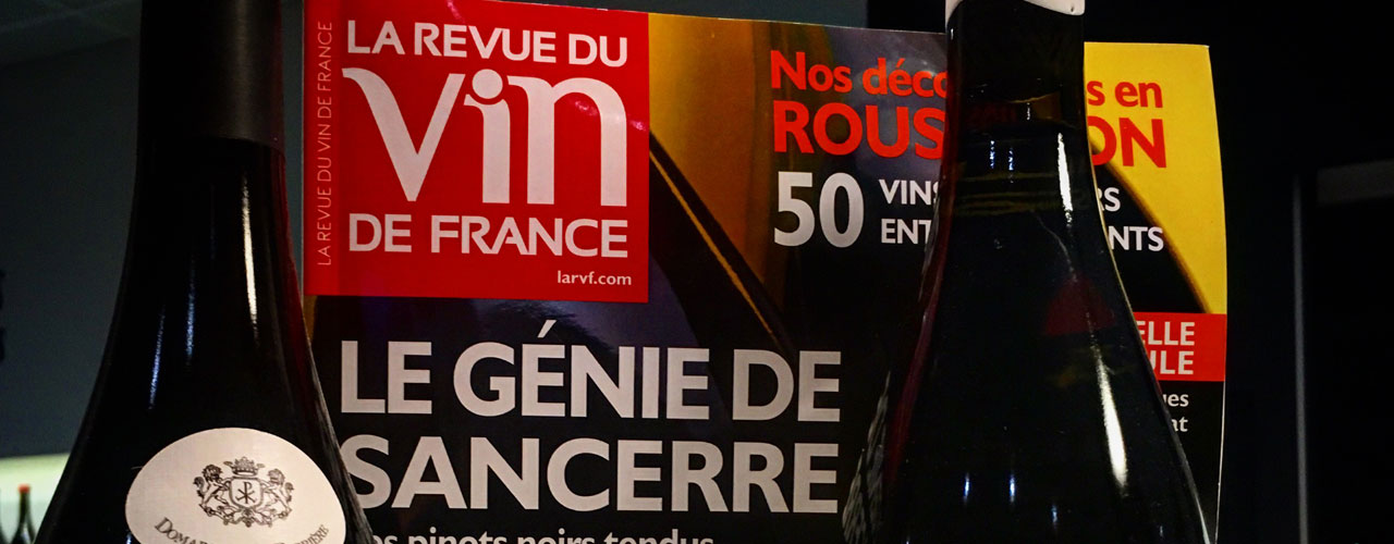 Our sancerres in the RVF